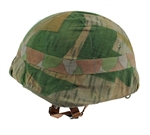 SWISS SPLINTER PATTERN HELMET COVER-camoflague-Mitchells Wholesale Supplies