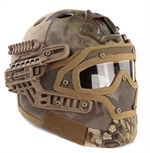 TACTICAL HELMET (MANDRAKE)-helmets-Mitchells Wholesale Supplies
