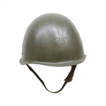 POLISH WZ67 STEEL HELMET-helmets-Mitchells Wholesale Supplies