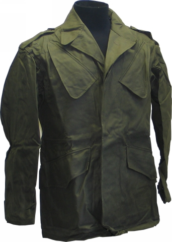 DUTCH ISSUE FIELD JACKET - MILITARY SURPLUS WINTER   CLOTHING-OUTER ... 832063303af