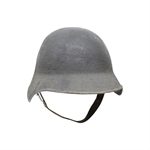 SWISS HELMET MODEL 18 BLACK-helmets-Mitchells Wholesale Supplies